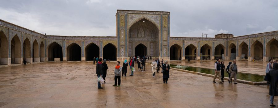 Day 1: Arriving in Shiraz