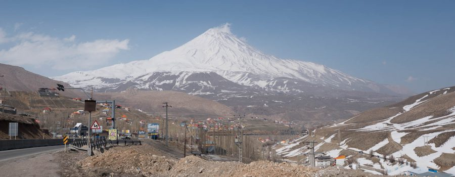 Day 16: Crossing the Alborz Mountains