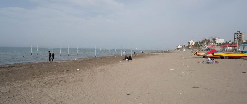 Day 17: To the Caspian Sea