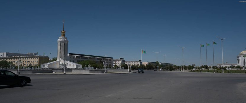 Day 29: From the desert to Turkmenabat
