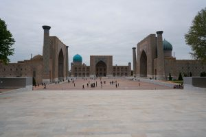 Day 35: Exploring Samarkand