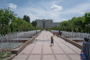 Day 45: One Day in Dushanbe