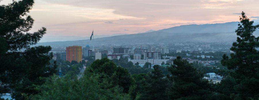 Day 46: Recovering and Relaxing in Dushanbe