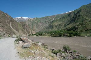 Day 51: Reaching the Pamir Highway