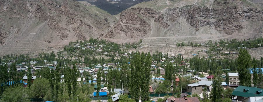 Day 55: Restocking and Recovering in Khorog