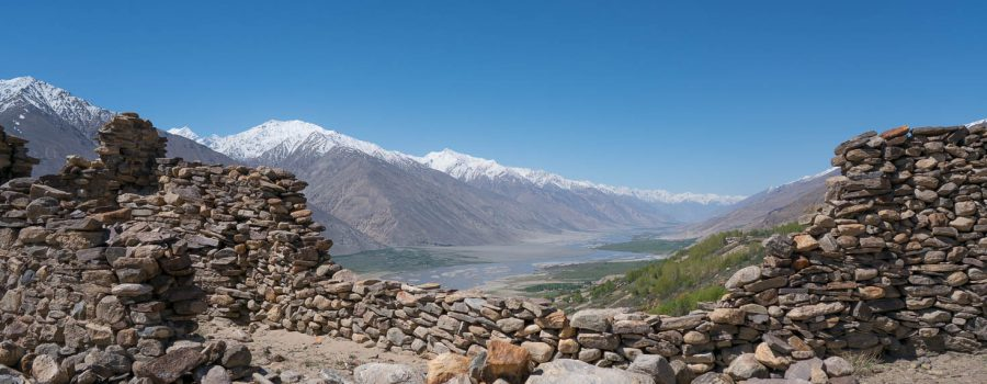 Day 61: Hot Springs, Ruins, and beautiful Wakhan Valley