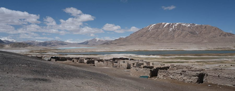 Day 65: Cycling Alone in the Pamir's Fascinating Backcountry