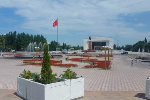 Day 89: Finding Transport Box for Bicycle in Bishkek