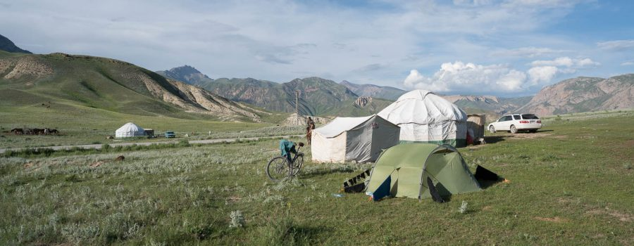 Day 78: Spending a Night with Nomads