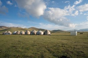 Day 80: Climbing Up to Song Kul