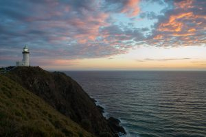 Cape Byron at Byron Bay