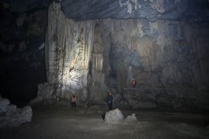Tu Lan Cave on Tu Lan Expedition