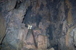 Ton Cave on Tu Lan Expedition