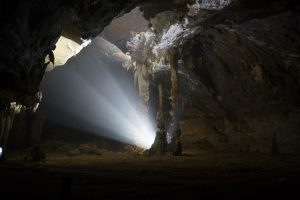 Tien 2 Cave on Tu Lan Expedition