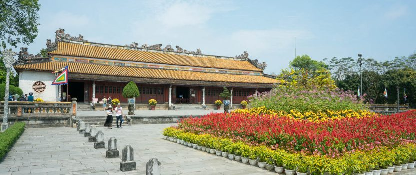 The Citadel, Tombs and a Pagoda of Huế
