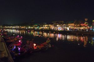 Lights at the River in Hoi An