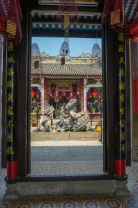 Chinese Temple in Hoi An