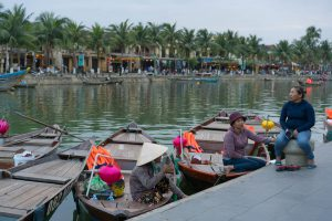 Waiting for Customers in Hoi An
