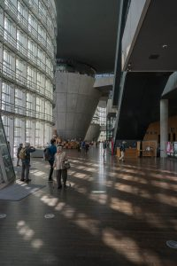 The National Art Center in Tokyo