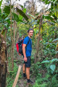 Sweaty Trekking on Tu Lan Expedition